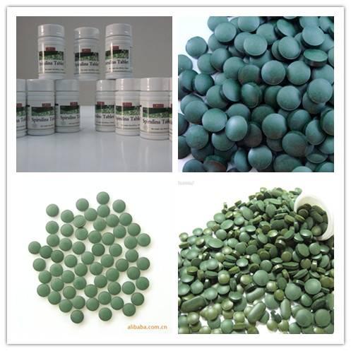 high quality spirulina tablet