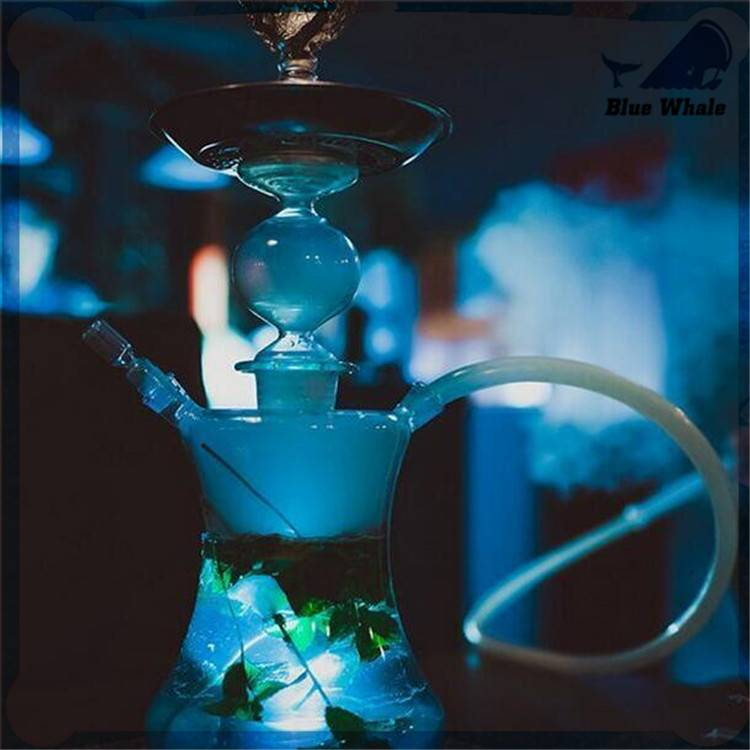 Wholesale Saudi-Arabia Top Popular Glass Hookah/ Hookah Shisha (Bw1-055)