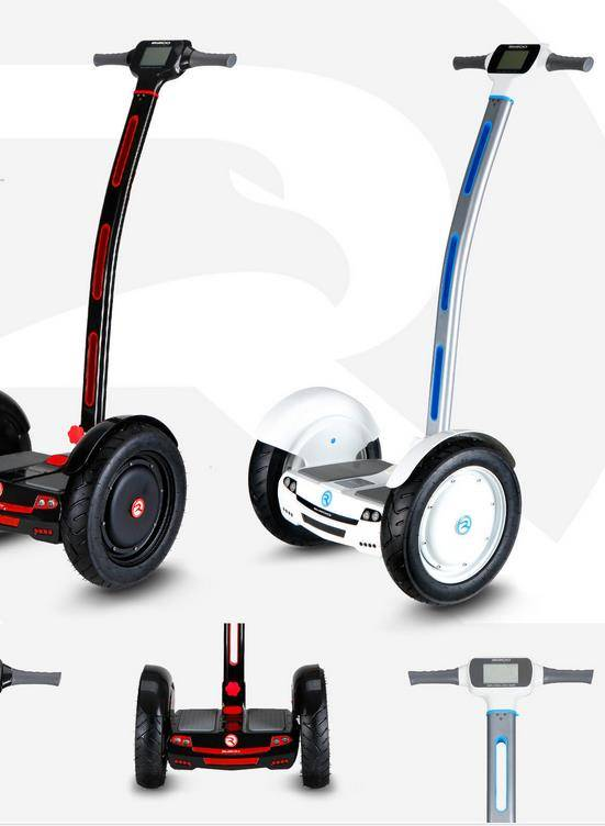 Personal 2 Wheeled Self Balancing Portable Scooter Electric Scooters