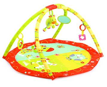 funny and sof baby play mat