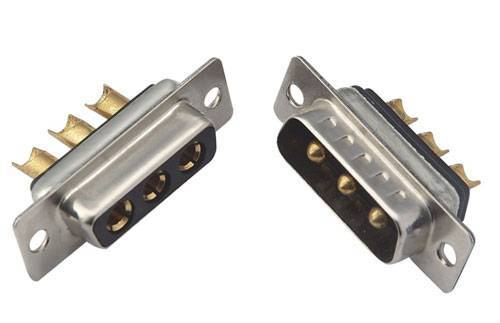 D High Current Filter Connectors-D-type filter connectors - high current filter