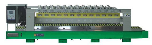 JSZ-12 automatic terrazzo tile polishing machine
