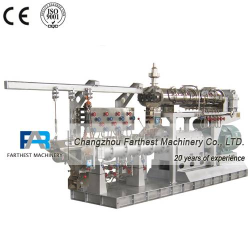 Fish Feed Pellet Extruder Machine