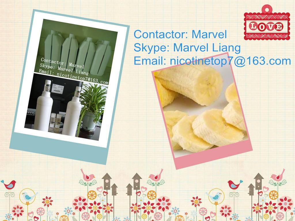 Supply High Quality Banana Flavor