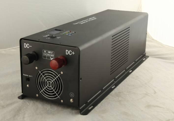 pure sine wave 5kw solar power inverter