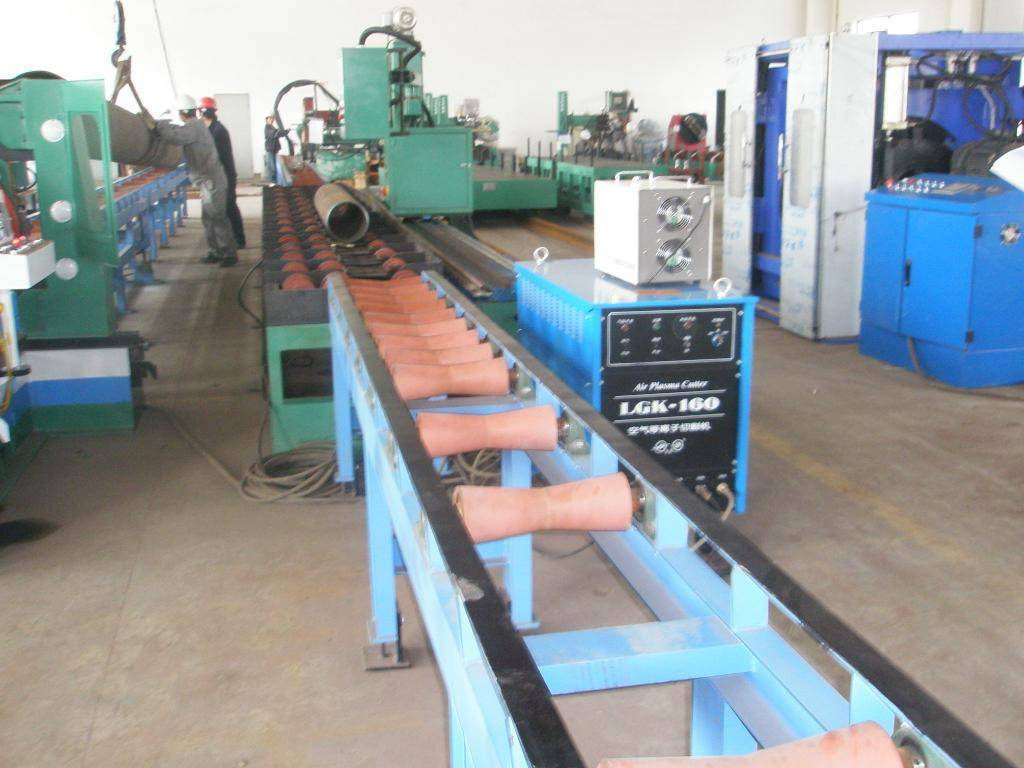 Pipe Logistics Transport System for Bevel Cutting Machine (PLTPS-24D1/D2)