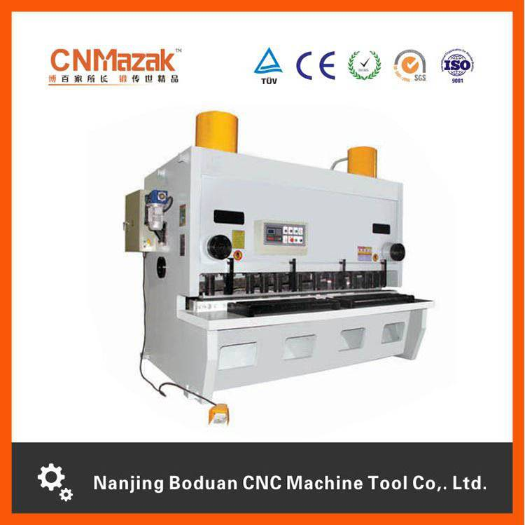 Brake type shearing machine, European standard,quality is our culture
