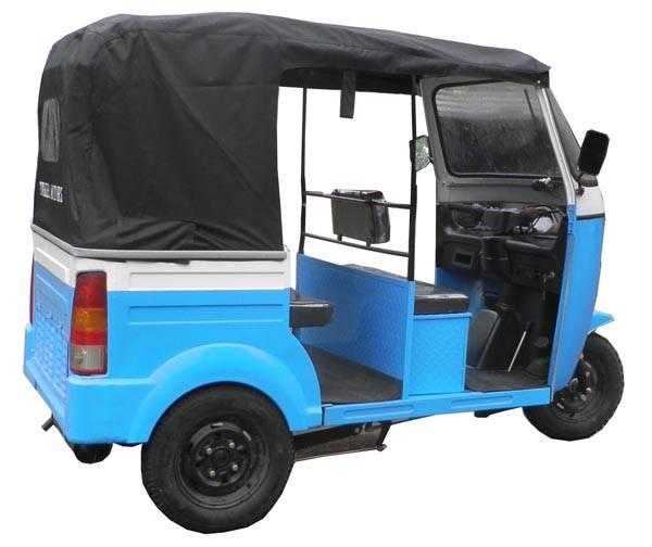 Bajaj Tricycle, Moto Taxi