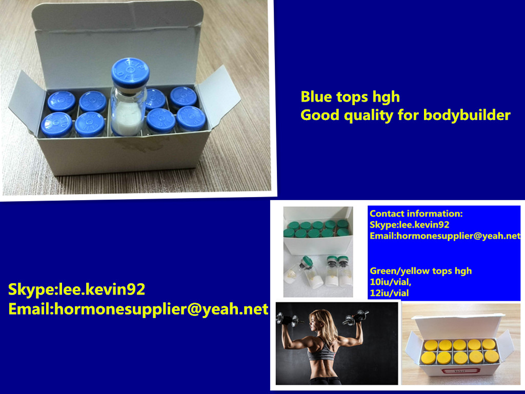 Factory price Healthy Human Growth Hormone Lyophilized skin tanning Growth Hormone Melanotan I/MT -