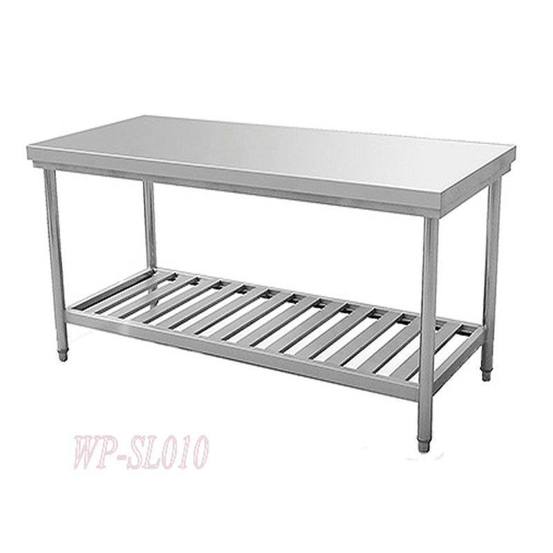 Detachable Stainless Steel Work Table for Commerical Kitchen or Restaurant