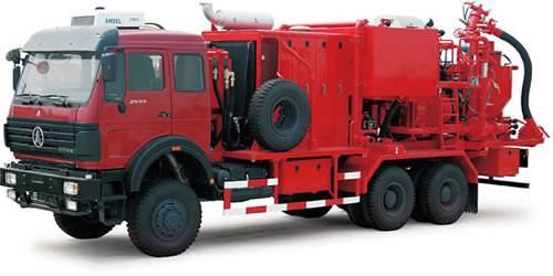 Beiben Oilfield Cementing Truck