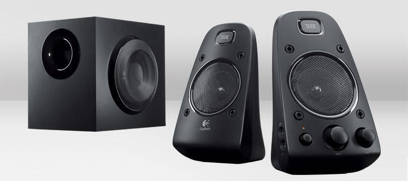 Logitech Speaker System Z623 Audio Sound Speaker