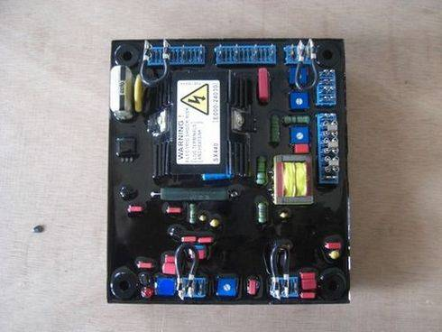 Sell Automatic Voltage Regulator for generator SX440-A