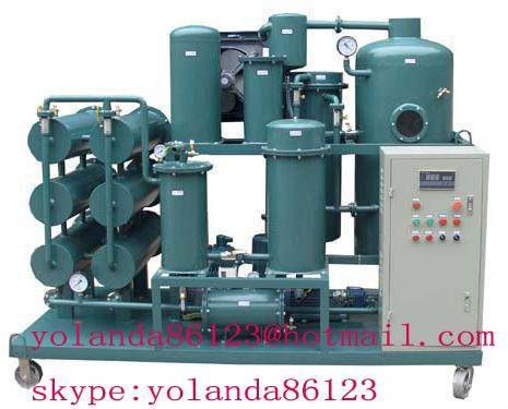 Insulation/ Transformer Oil Regeneration Device Series BZ