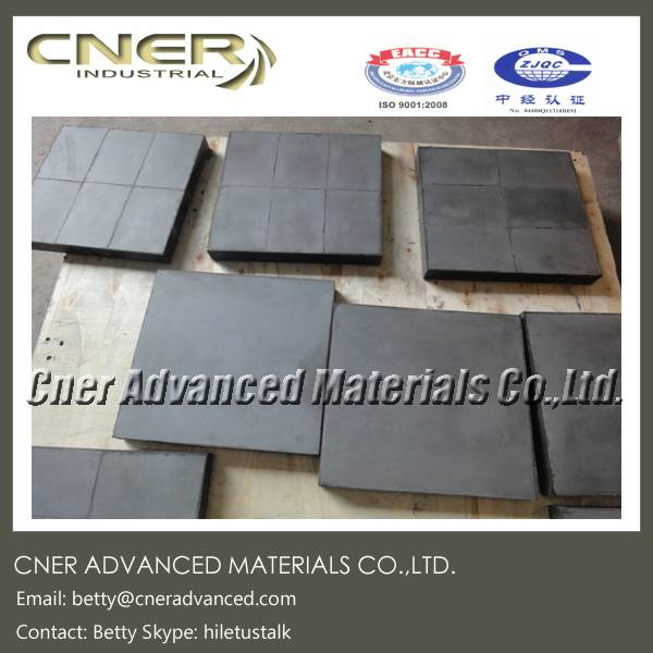 sintered silicon carbide rubber wear resistant panel, wear panel of silicon carbide rubber