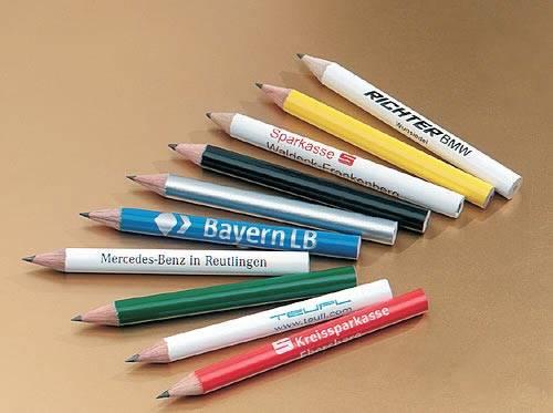 neon golf pencil