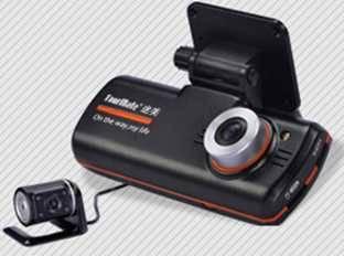 High quality 5M Pixel dual lens car camera G7-B 32GB memory