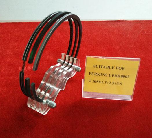 Customized Piston Rings Factory Perkins Piston Ring UPPK0003