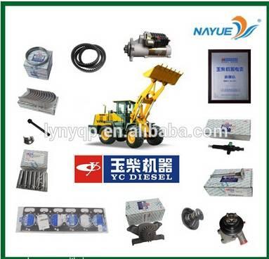 YUCHAI Diesel Engine Genuine Parts