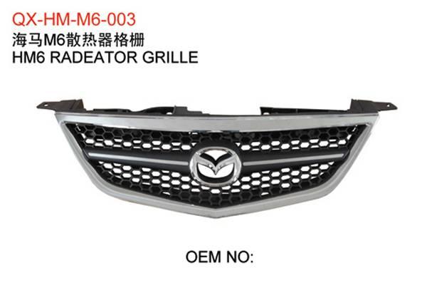 Hainan Mazda M6 radiator grille