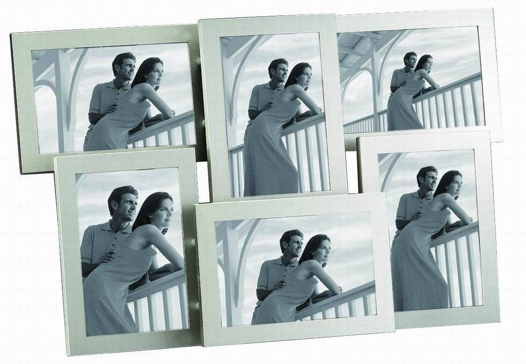 Sell Aluminum Photo Frame with Black Velvet Fabric Board