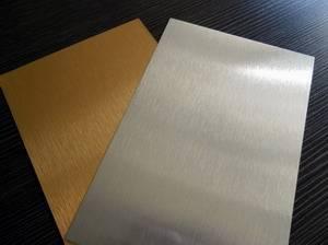 Heat transfer Aluminum sheet
