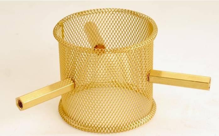 Faraday Cage Screen Room Shielding Copper Mesh