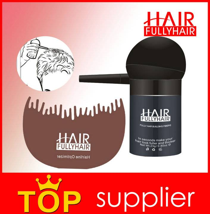 Fully hair building fibers hair loss treatment for men and women wholesale