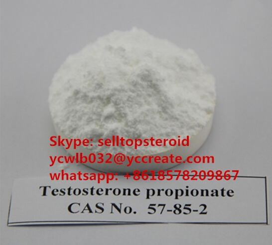 Raw steroid powder testosterone propionate