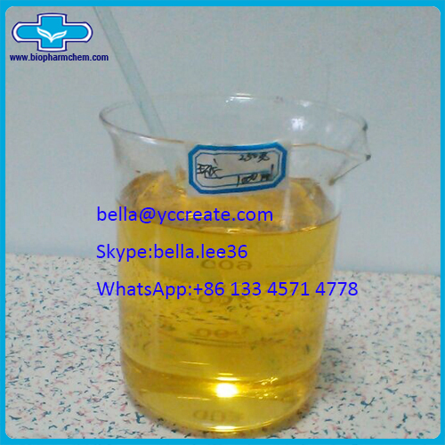 Semi-finished Steroid Oil Testosterone Cypionate Test Cyp 250