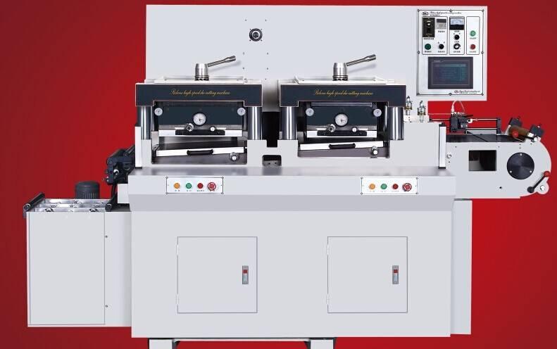 label die cut machine