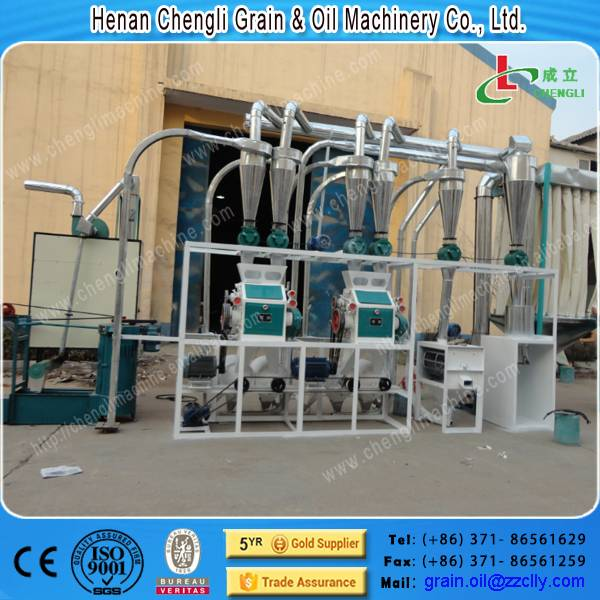 wheat flour mill, flour milling machine