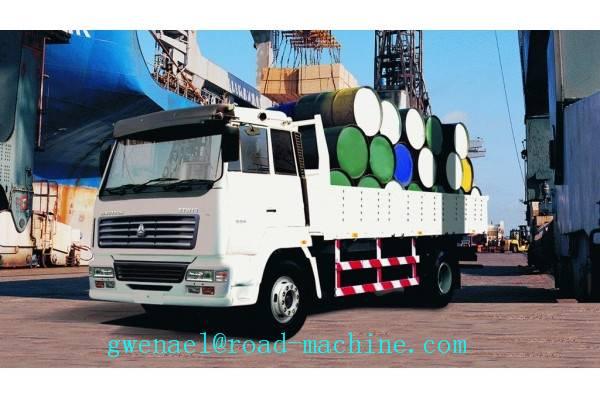 CARGO TRUCK SINOTRUK HOWO 4X2 290 HP Euro II Load 8-20 ton Energy-saving