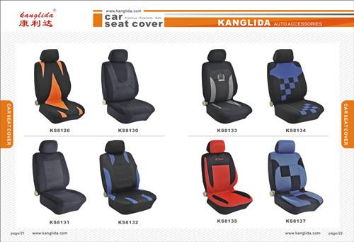 BMW Polyester Car seat covers