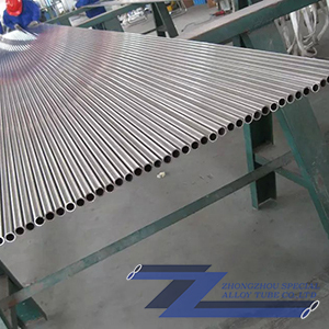 Inconel alloy N06025,alloy 602,W.Nr./EN 2.4633 seamless pipes and tubes