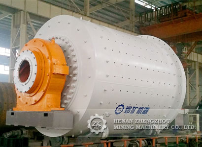 Iron ore grinding Cone Ball Mill