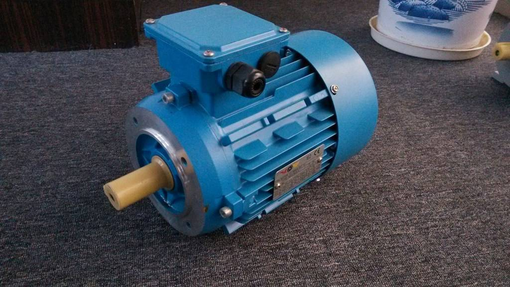 ME2 (IE2) High Efficiency Three Phase Induction Motor from 0.75KW to 18.5KW