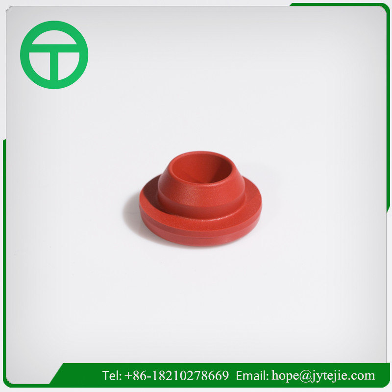 20-A RED 20MM injection vial rubber stopper