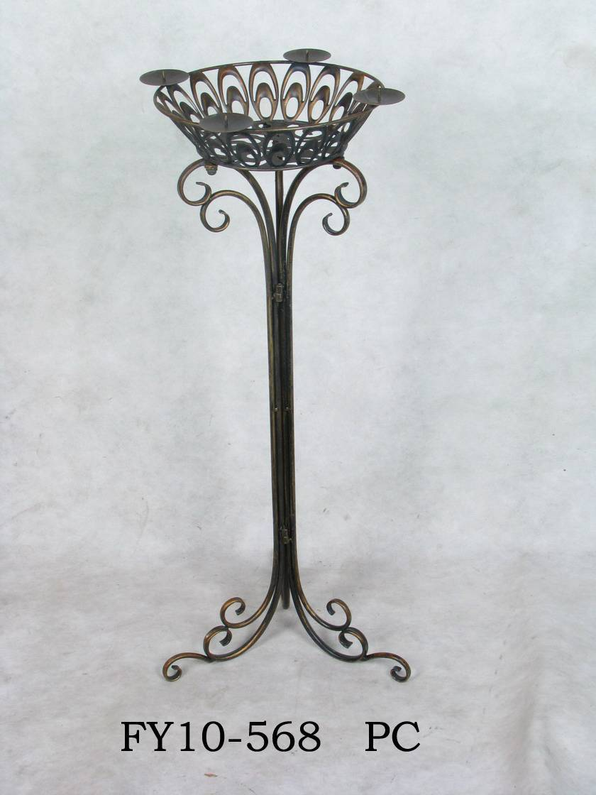 candle holder/iron candle holder/candlestick FY10-568