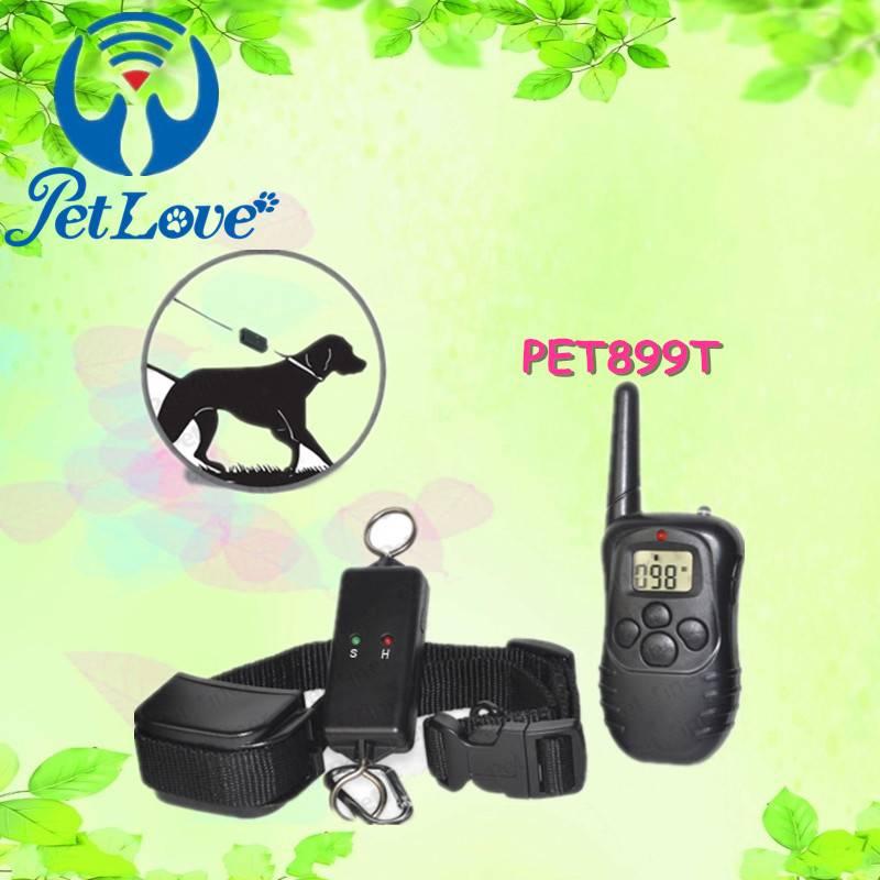 Leash-Walking Training Device & Transmitter