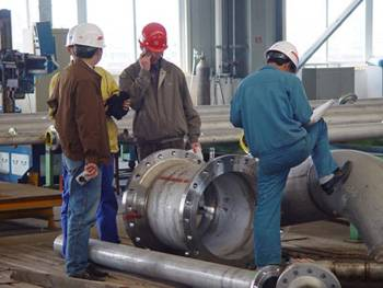 Factory Construction and Running ,PIPE PREFBRICATION Service