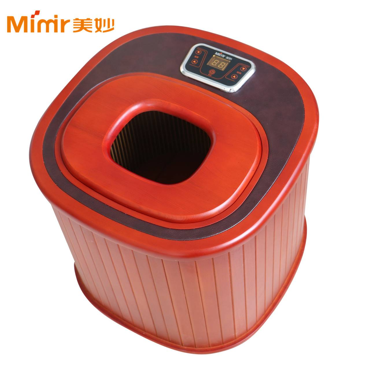 luxuries Far-infrared Dry Foot Bath Health Spa foot sauna therapy