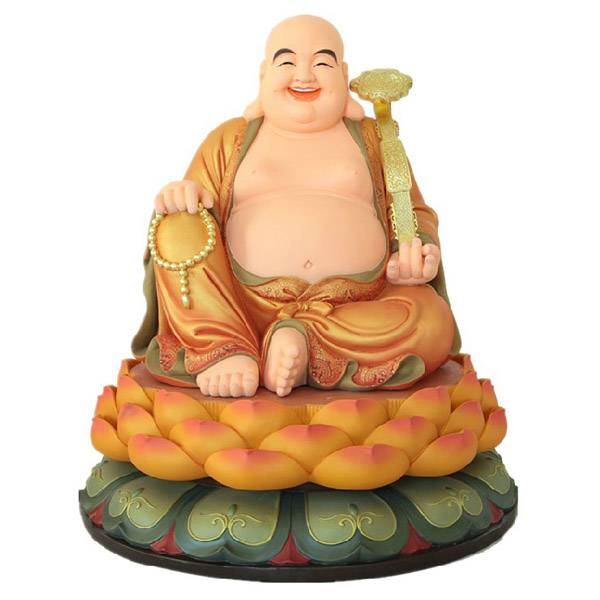 polyresin laughing buddha figurine for sale