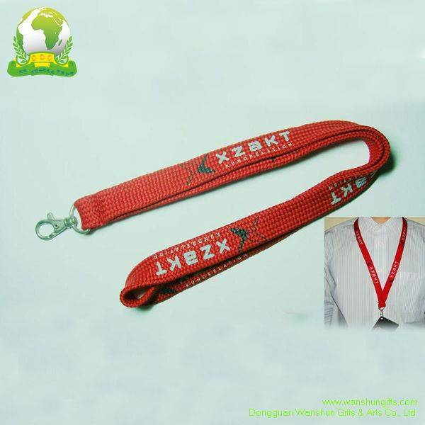 Supplying PK Lanyard / Tubular Lanyards with Printing Logo