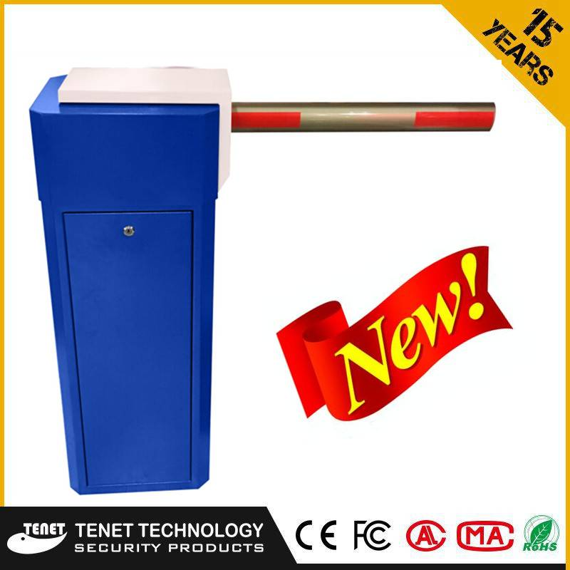 Automatic Car Parking System High Speed Vehicle Barrier Gate With Loop Detector
