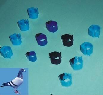 high-quality hot sale small bird leg ring lingleo pigeon rings