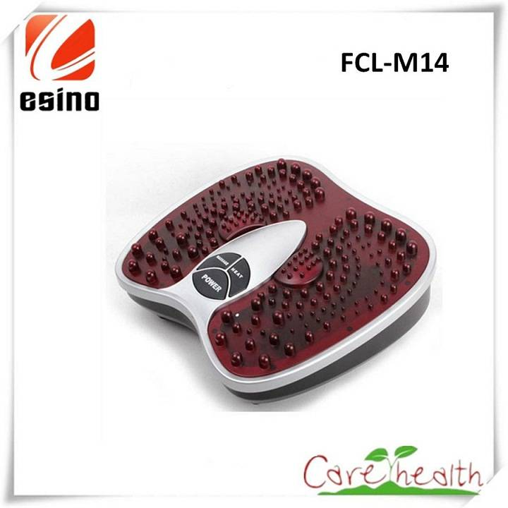 New Electric Vibration Foot Massager Machine/Infrared Heating Foot Massager with CE,RoHs