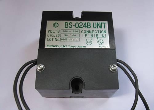 [HITACHI]BS-01/BS-022/BS-024/BS-102/BS-104/BS-204 UNIT