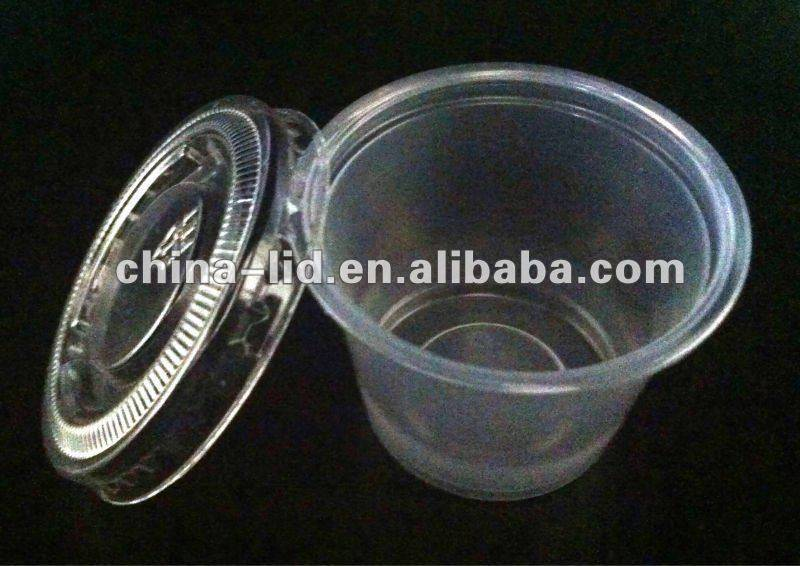 plastic bowls and cover