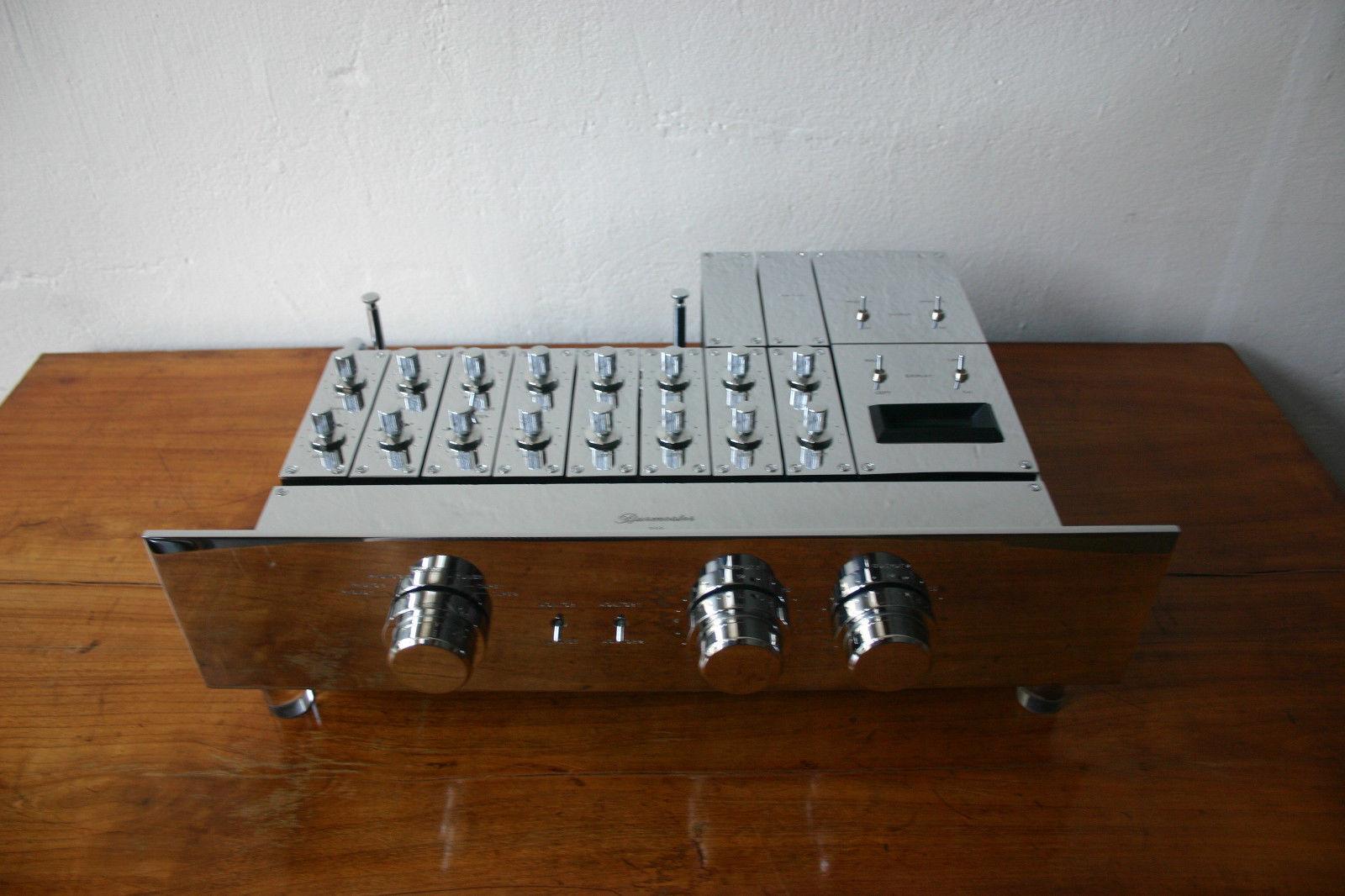 Burmester 808 MK 3, 1. Serie & 1